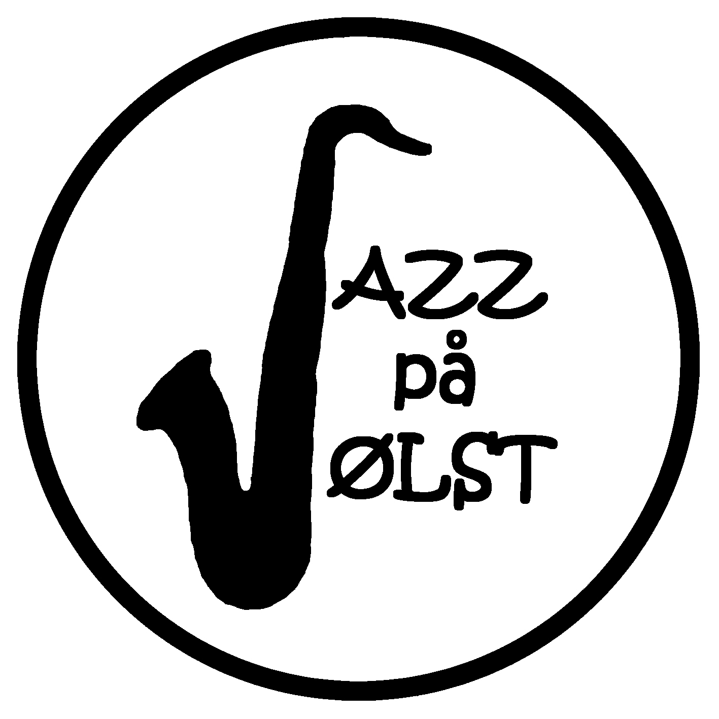 Logo jazz paa joelst just 2014